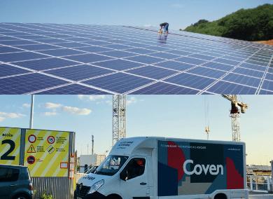 Acteam Energy – Accompagner la mise en place de certification aux normes ISO 14001 et 9001